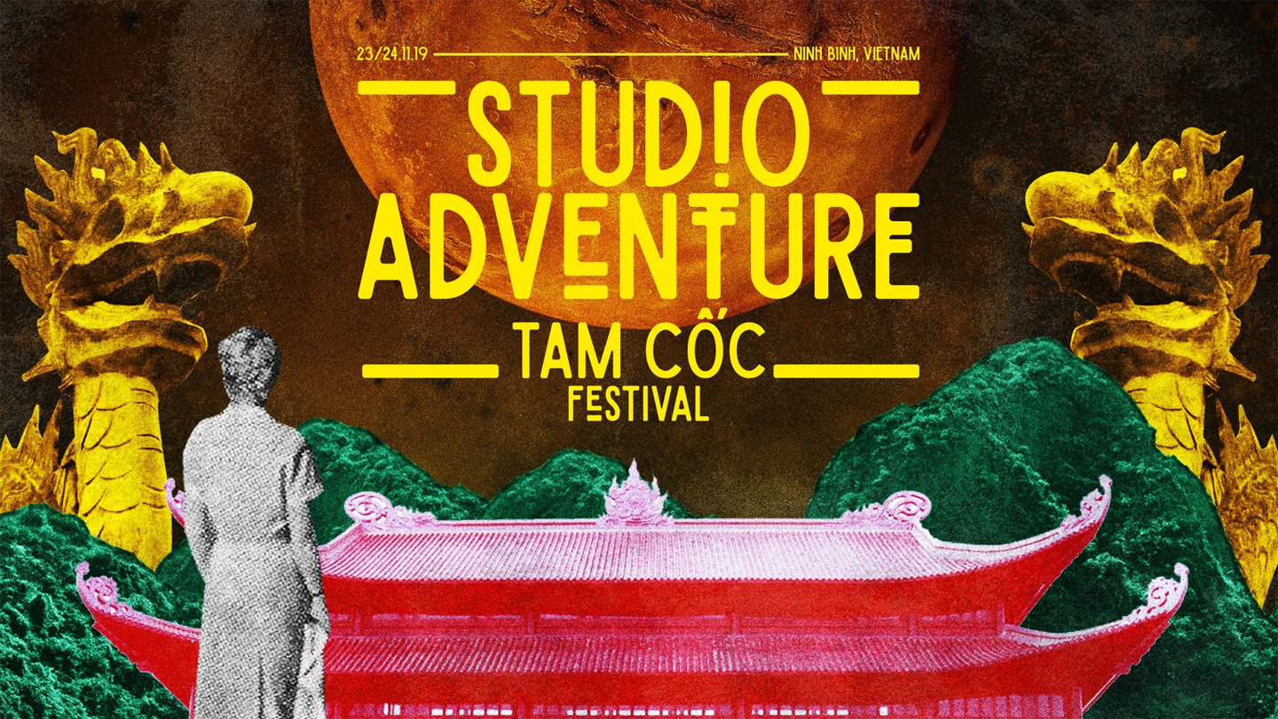 23rd – 24th November | Studio Adventure: Tam Cốc Festival