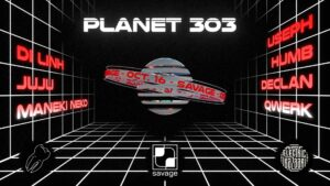 16th October| Di Linh for Planet 303 x Savage