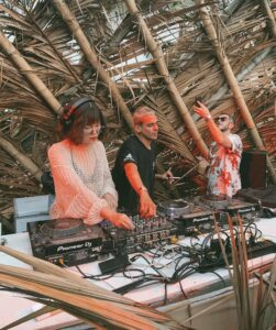 Di Linh & Marco Yanes | Unreleased Mix For Epizode Festival Vietnam 19/20